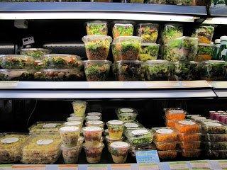 EXKi, Natural Fresh Ready Cafe, Brussels, Belgium