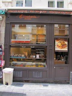 Elizabeth's, Waffles, Brussels, Belgium