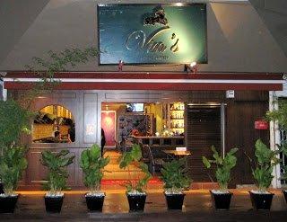 Vin's, Taman Tun Dr. Ismail, Kuala Lumpur, Malaysia