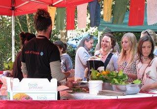 Food of the Earth, Bellingen Markets, Australia