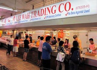 Taman Tun Market, TTDI, Kuala Lumpur, Malaysia