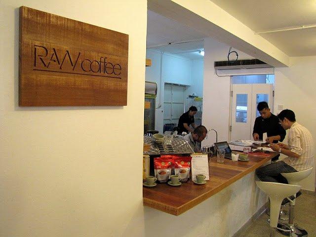 RAW Coffee at Food Haven, Ampang, Kuala Lumpur, Malaysia