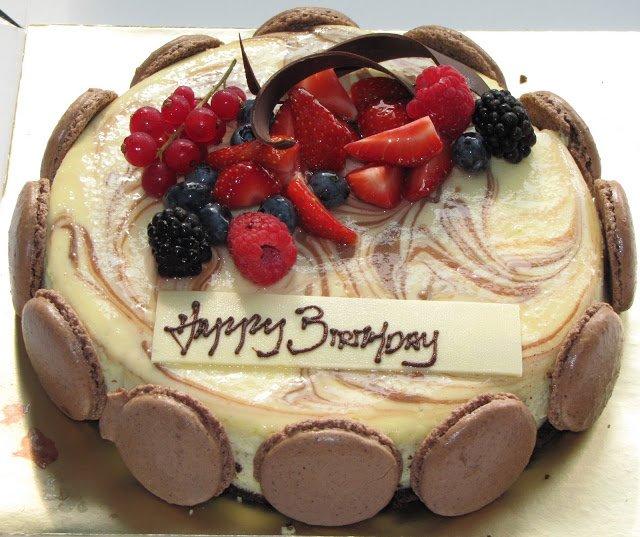 Vegetarian Birthday Cake Kl