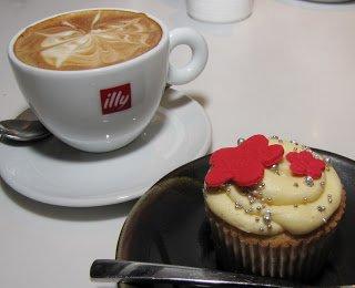 Illy Cafe, Kuala Lumpur, Malaysia