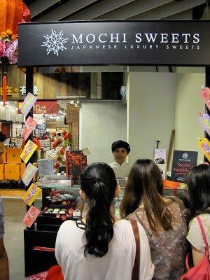 Mochi Sweets, The Gardens, Bangsar, Malaysia