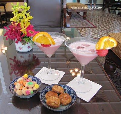 Malaccan Sweets, Lobby Lounge, The Majestic Malacca, Malaysia