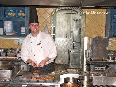 New Chef @ Villa Danieli, Sheraton Imperial, Kuala Lumpur, Malaysia