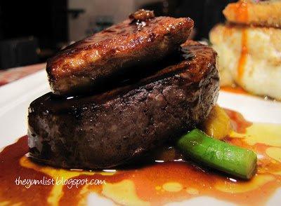 Villa Danieli, Sheraton Imperial Kuala Lumpur, Italian, best restaurant