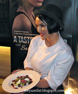 Royale Chulan Hotel, Kuala Lumpur, celebrity chef, Sara La Fountain