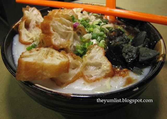 Say Huat, Petaling Jaya, stall food, hawker, street food, Penang, Chinese