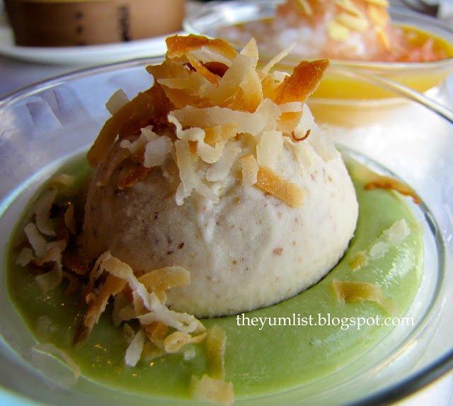 Celestial Court, Sheraton Imperial, Dim Sum, Kuala Lumpur, restaurant, dessert