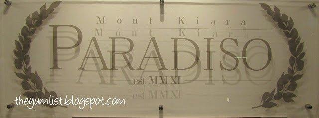 Paradiso, Publika, Solaris Dutamas, cocktails, bar