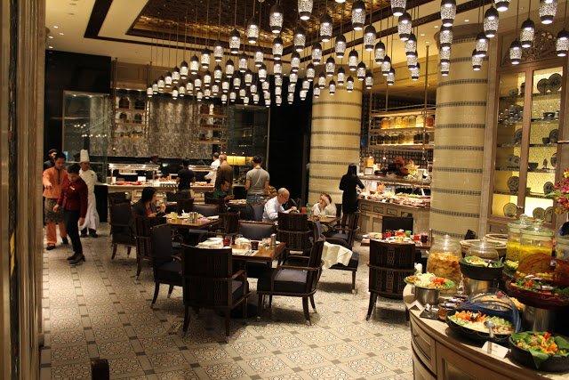 Mandarin oriental buka puasa grand buffet kuala lumpur - Hotel mandarin restaurante ...
