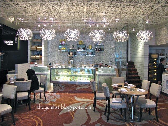 Bistro 160, Grand Millennium, Kuala Lumpur, Tea, High Tea, Tea time, souffle, desserts