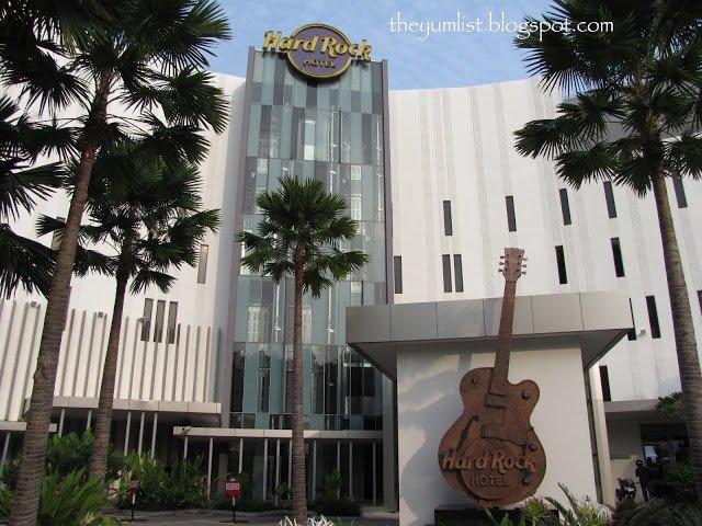 Honeymoons, Anniversaries & Romantic Weekends at Hard Rock Hotel, Penang, Malaysia