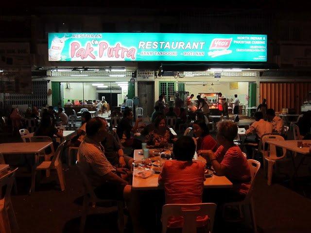 Pak Putra Tandoori and Naan Restaurant, Melaka, Malaysia