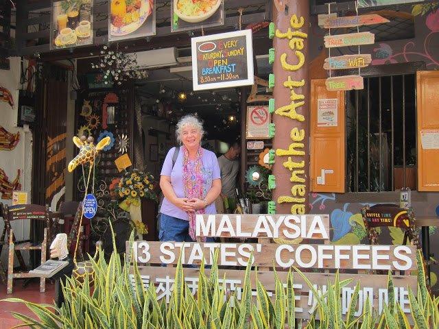 Calanthe Art Cafe, 11 Jalan Hang Kasturi, Melaka, Malaysia