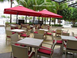 Spasso Milano, Straits Quay, Penang, Italian, pizza, pasta, risotto, wine, best restaurant