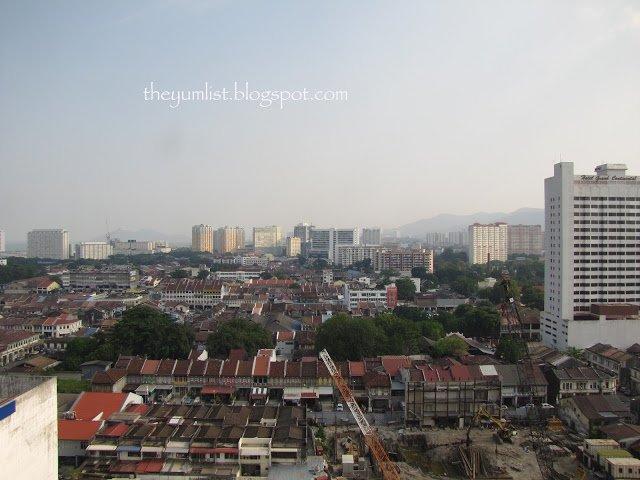 Trader's Hotel, Georgetown, Penang, Malaysia