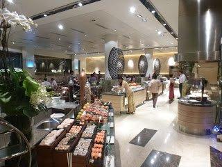 Serena Brasserie, Intercontinental, Buka Puasa, Kuala Lumpur, Malaysia