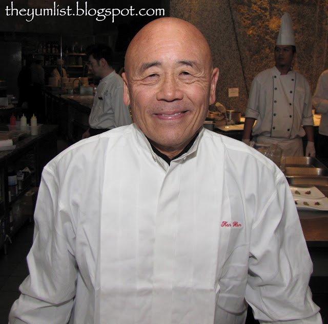 Celebrity Chef Ken Hom talks with The Yum List!!!