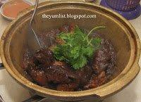 Woo Ng Kee, Restoran, Chinese, Kepong, Taman Ehsan, Fish Head Curry, Claypot Braised Fish Head, best roast duck