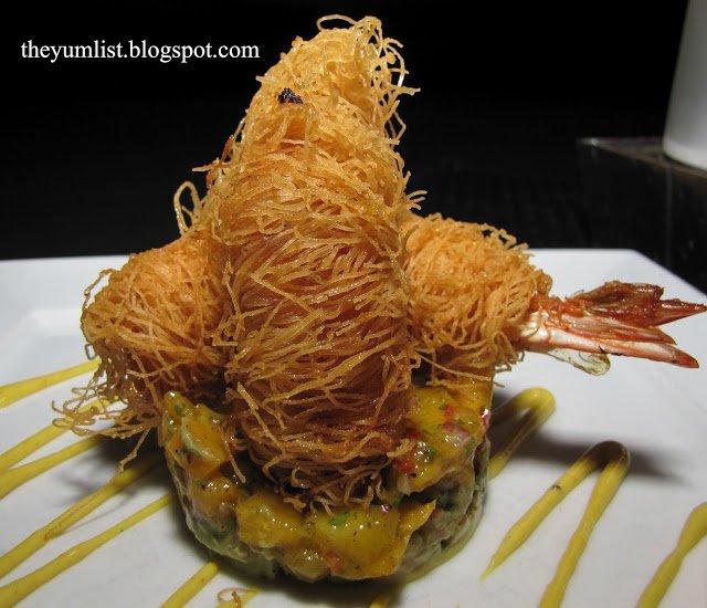 La Sal, Casa del Mar, Langkawi, Malaysia, beach, restaurant, romantic, dining, steak, seafood, wine, bubbly