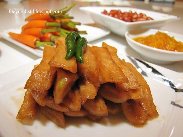 Lai Po Heen, Mandarin Oriental Kuala Lumpur, Sanya, Hainan, Hainanese Cuisine