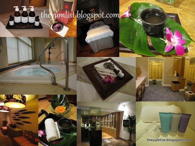 The Spa at Mandarin Oriental Kuala Lumpur, Malaysia