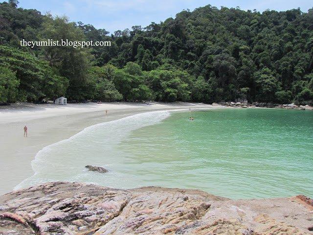 Gourmet Picnic, Emerald Beach, Pangkor Laut Resort, Malaysia