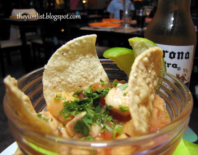 La Mexicana, Authentic Mexican Cuisine, Ampang, Malaysia