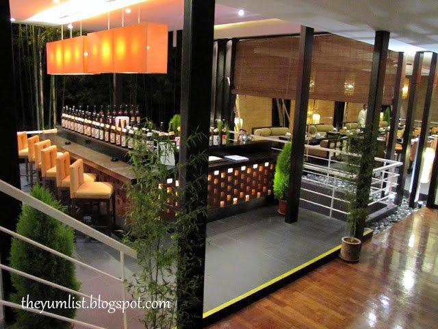 Gonbei Japanese Restaurant, Cameron Highlands Resort