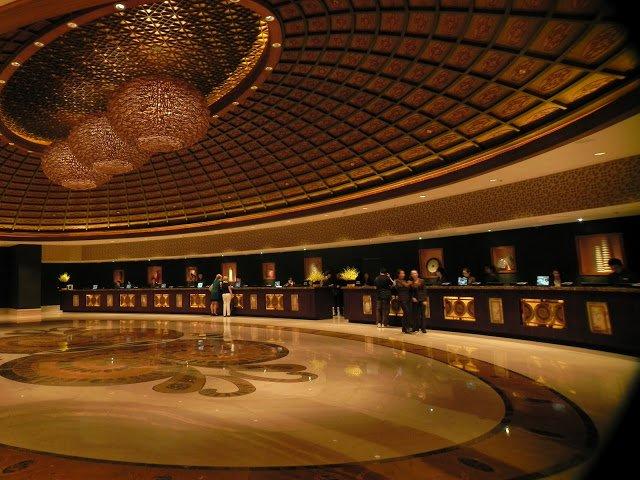 Sheraton Macau Lobby, Main Entrance area