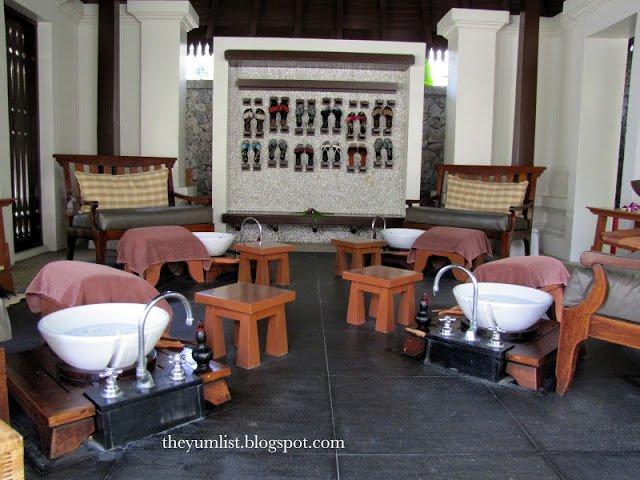 Spa Village, Pangkor Laut, Malaysia