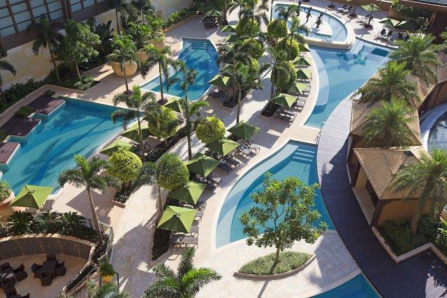 Sala Pool, Sheraton Macau Hotel, Cotai Central