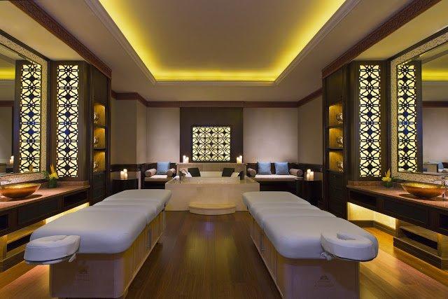 Deluxe Suite at Shine Spa, Sheraton Macau Hotel