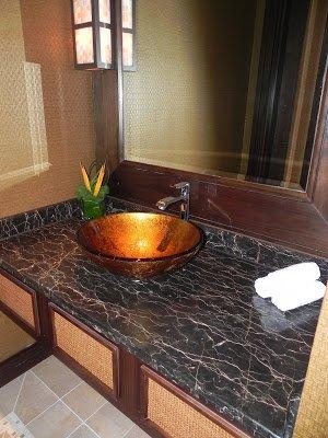 Therapy Suite Washroom, Shine Spa for Sheraton, Sheraton Macau Hotel, Cotai Central