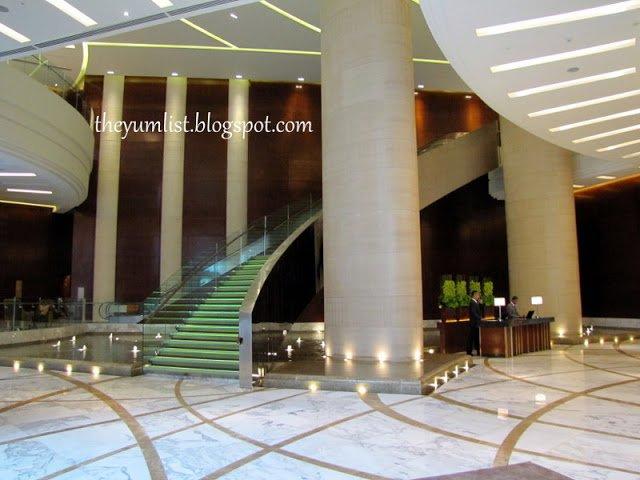 Grand Hyatt Kuala Lumpur, Malaysia