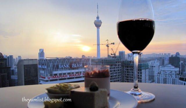 Grand Hyatt, Kuala Lumpur, Executive Club