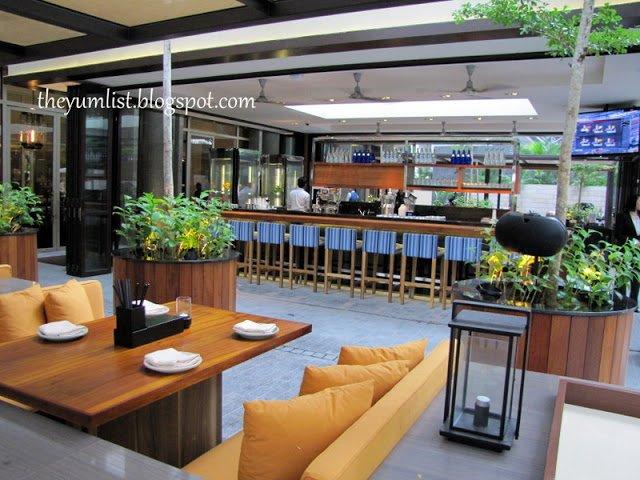 JP teres, Grand Hyatt Kuala Lumpur, Malaysia