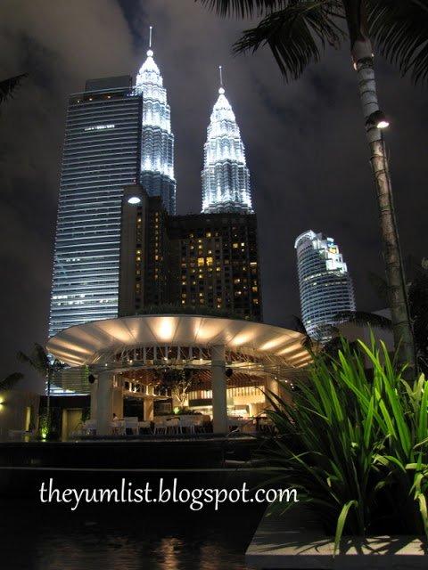 Poolside, Grand Hyatt, Kuala Lumpur, Malaysia