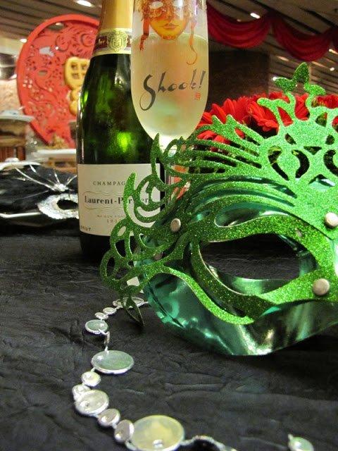 Shook! Bubbly Masquerade Brunch, Starhill Gallery, Kuala Lumpur, Malaysia