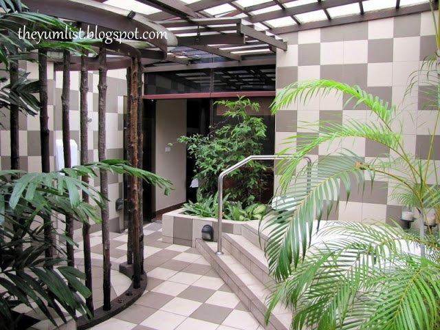 Mandara Spa, Sheraton Imperial Kuala Lumpur Hotel, Malaysia