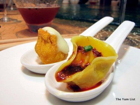 Chinese New Year Menu, Five Sen5es, Westin, Kuala Lumpur, Malaysia