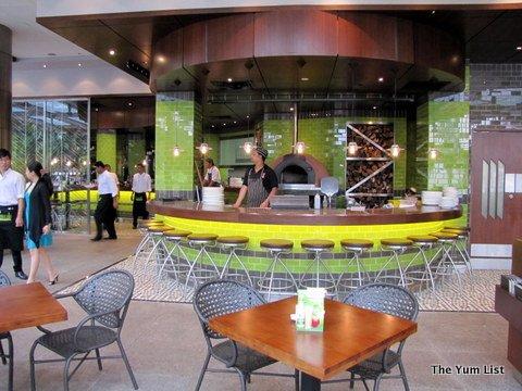 Limoncello, Italian Restaurant, KLCC, Kuala Lumpur, Malaysia