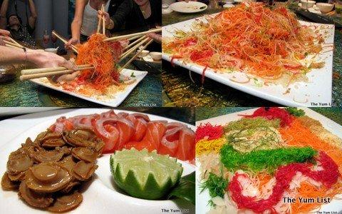 Five Sen5es, five senses, westin hotel, Chinese New Year, CNY, Kuala Lumpur