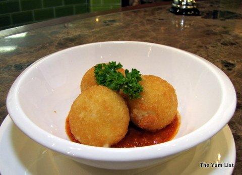 Limoncello, Italian Restaurant, KLCC, Kuala Lumpur, best Italian