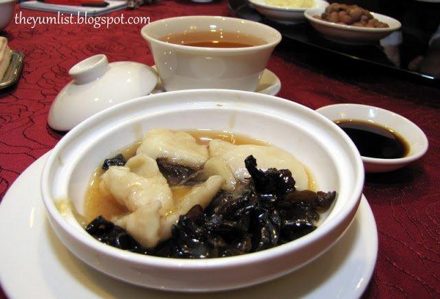 Chinese New Year Menu, Ritz Carlton, Starhill, J.W. Marriot, Li Yen, Shanghai