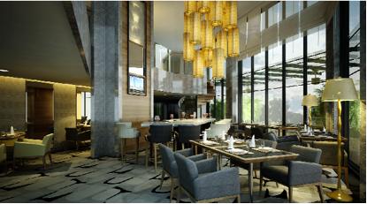 Super-Deluxe Accommodation, Grand Millennium Hotel, Kuala Lumpur