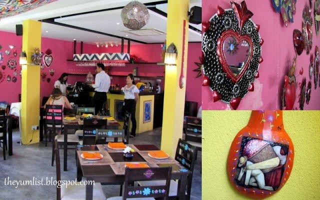 La Mexicana, New Menu 2013, Ampang, Malaysia
